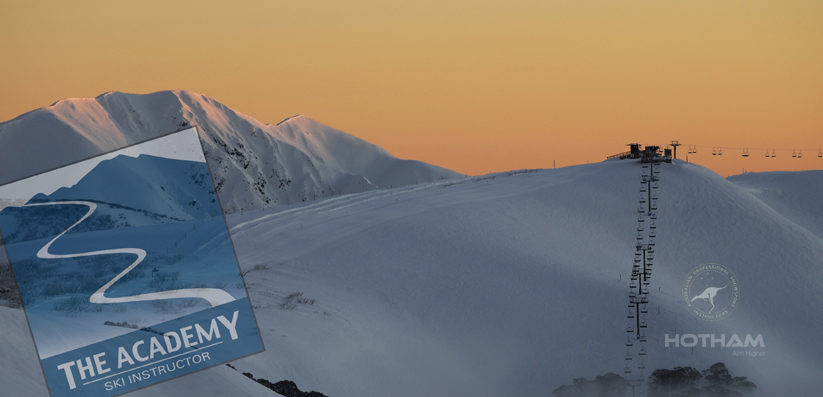 Ski Instructor - Training courses and certification