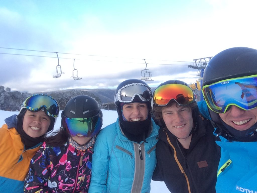 IMG 5328 1024x768 - Ski Instructor Course Kicks Off.......