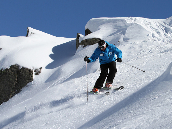 hs1 1 - How to ski steeps the APSI way