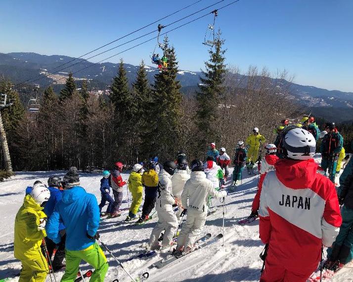 Brooke 2 - Bringing Interski to the Australian ski slopes in 2019