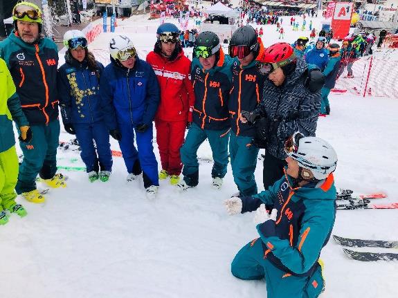 Brooke 4 - Bringing Interski to the Australian ski slopes in 2019