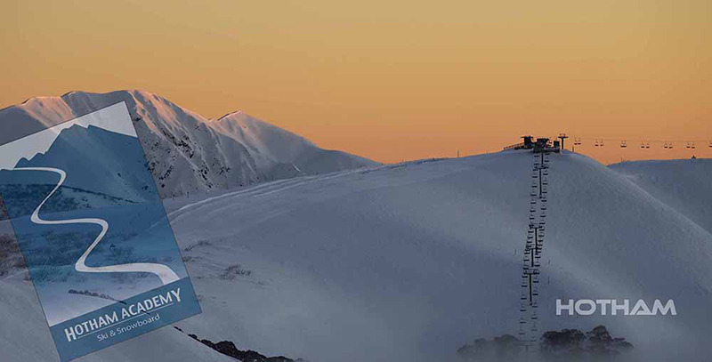 Hotham Academy - Ski and Snowboard Training Courses and Certification